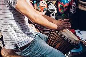 DramaTherapy Drums